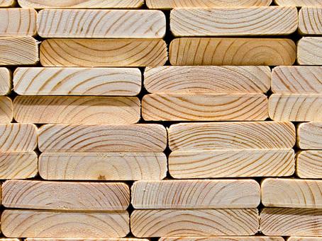 Lumber's Lofty Prices Keep Soaring Skyward