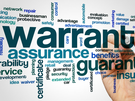 What are the Different Types of New Construction Warranties?