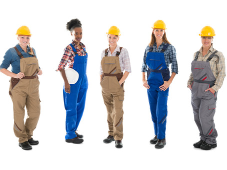Professional Women in Building: How Can Construction Companies Hire Them and Keep Them?