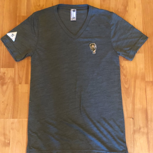 Kings Collection V Neck Tee