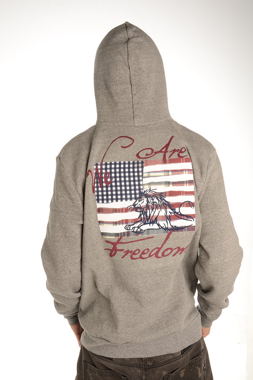 We Are Freedom Full Zip