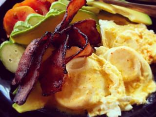 breakfast of champions! 9 & 10
