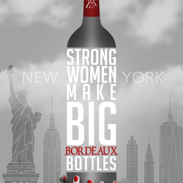 Bordeaux Wine Campaign