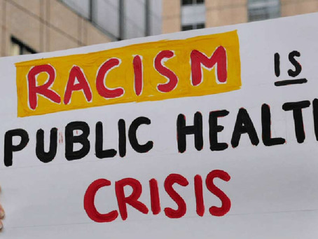 CDC director releases statement declaring racism a 'public health threat'