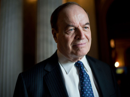 Alabama pork barreler, Senator Richard Shelby, announces retirement