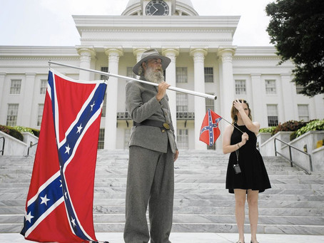 Removal of public Confederate symbols increased in 2020, SPLC reports