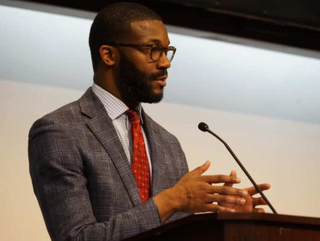 Mayor Randall Woodfin starts year with over $1M in re-election campaign coffers