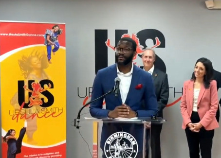 Birmingham mayor announces partnership with Mastercard to support small business