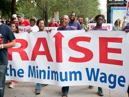 Democrats revive proposal to double federal minimum wage