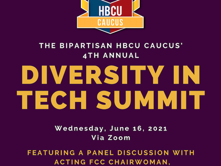 Congressional HBCU Caucus connects Black colleges to tech opportunities, cheap internet for students
