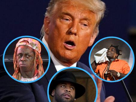 Trump grants clemency to former Detroit mayor Kwame Kilpatrick, rappers Lil' Wayne and Kodak Black