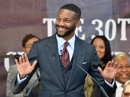 Birmingham Mayor Woodfin seeks 2nd term, White House partnership