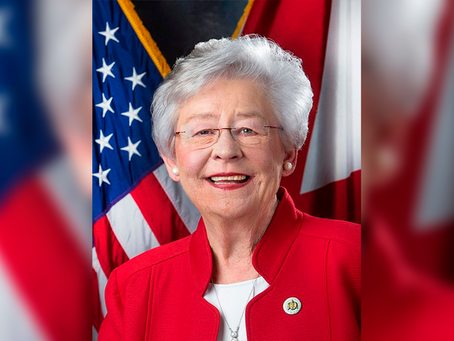 Alabama Governor Kay Ivey, second woman to lead the state, will seek re-election