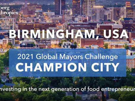 Birmingham's innovative plan for local food ecosystems earns honor from Bloomberg