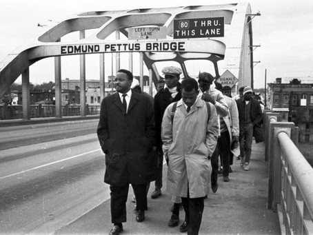 Alabama could set national trend by changing name of Selma's famed Edmund Pettus Bridge