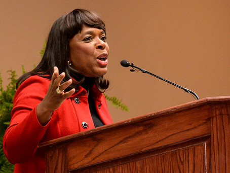 Congresswoman Terri Sewell supports stimulus and COVID relief for Alabamians, by herself