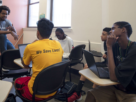Public-private partnership brings Apple technology, programming to Alabama's capital city students