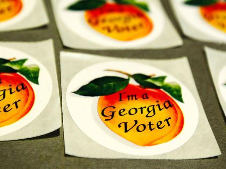 Nearly 95% of Georgians are registered to vote, thanks to thoughtful DMV forms