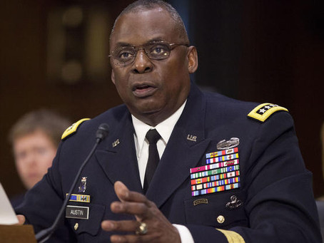 America's first Black Defense Secretary confirmed by Senate