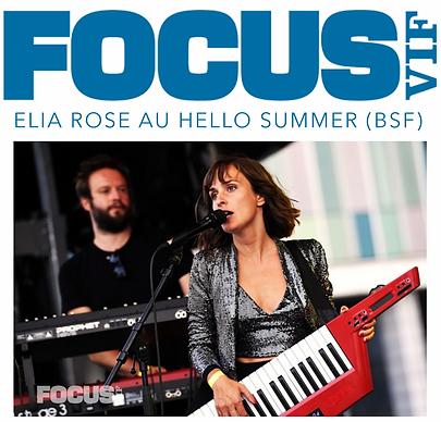 elia rose focus