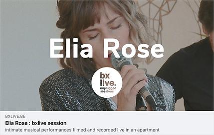 elia rose BX LIVE