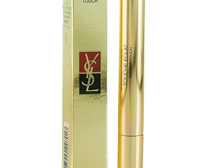 Fake sleep with YSL Touche Eclat
