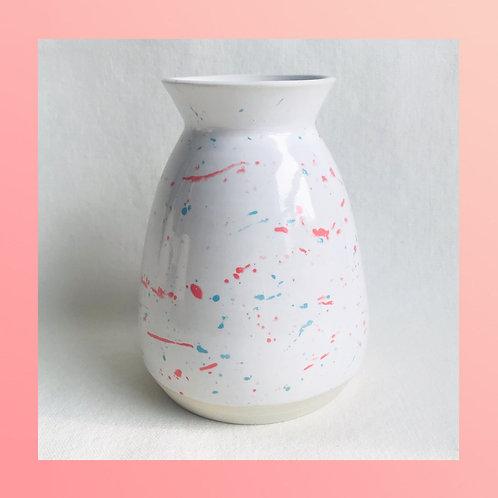 Birthday Cake Vase
