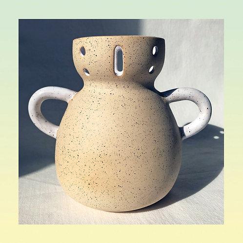 Bare Handled Vase