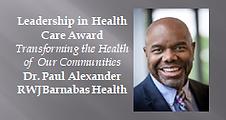 Dr. Paul Alexander Rainbow 2021 Honoree