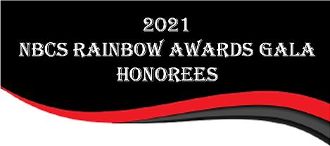 2021 Rainbow honoree header