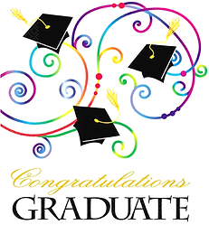 Graduation decorative picture