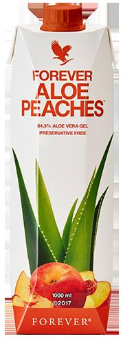 Forever Aloe Peaches nuovo formato