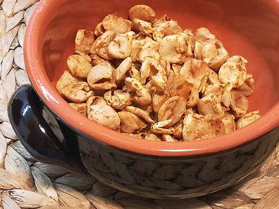 Snack di Buccette di Lupino al forno