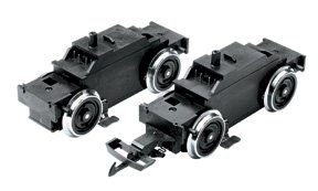 65057 F7-A Type Gearboxes, 2 Pieces