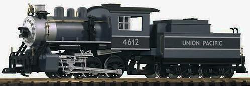 38216 UP 0-6-0 Loco & Tender