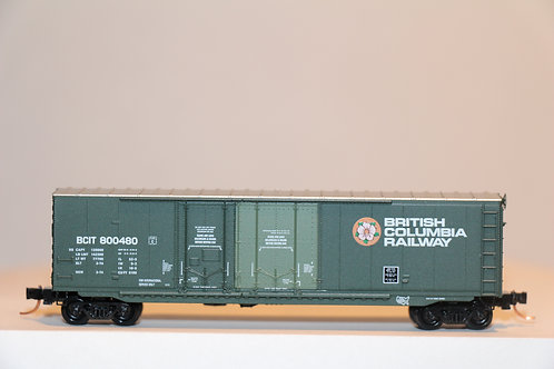 07500120 BC RAIL Box Car