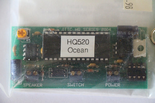 HQ520 Ocean Sound Module