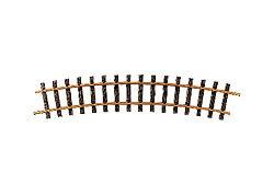 16000 LGB Curved Track, R3, 22.5°  used