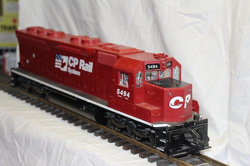 ART 22413 SD-45 Diesel Loco, CP rail twin flag