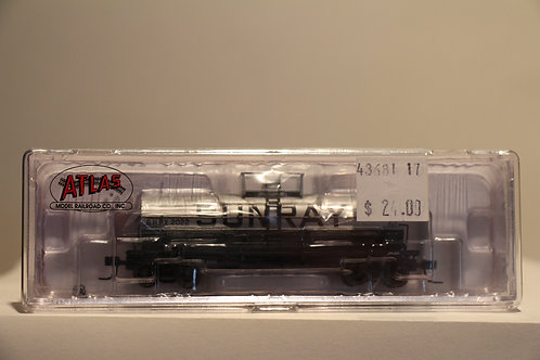 43681 SUNRAY Gallon Tank Car