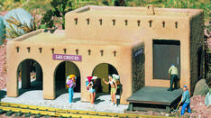 62252 Las Cruces Train Station