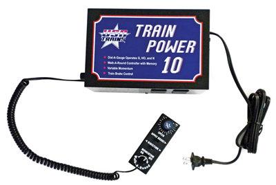 RTP10 Train Power 10 Amp Walk Around Power Supply