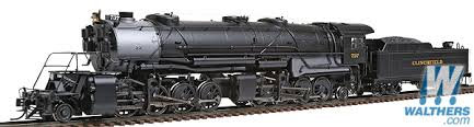 Heritage Steam Collection Y3 2-8-8-2 -- Union Pacific #3674