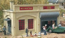 62208 BILL'S BODY REPAIR SHOP
