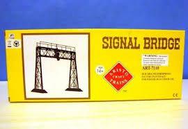 ART 7110 Signal Bridge with lights
