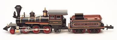 "41609 Atlas N 2-6-0 Mogul Steam Locomotive CPR ""Yale"""