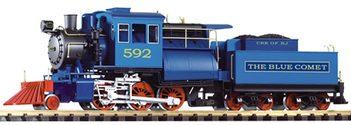 38241 Blue Comet Camelback 2-6-0 Loco