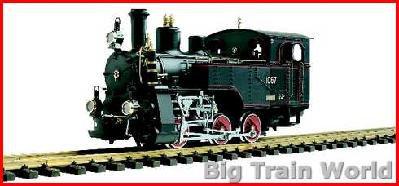 20471 Brunig Rack Steam Locomotive