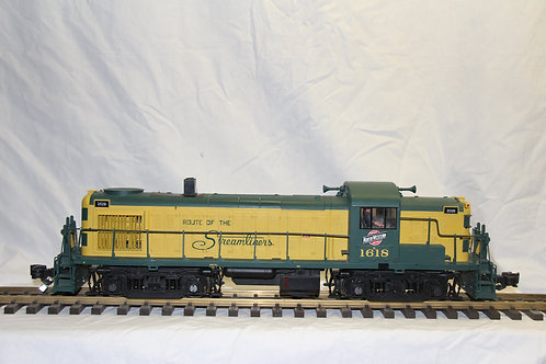 ART 22216  ALCO RS-3CNW/Chicago North west
