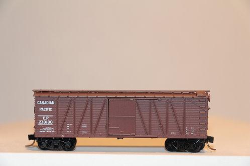 28120 CP RAIL Box Car